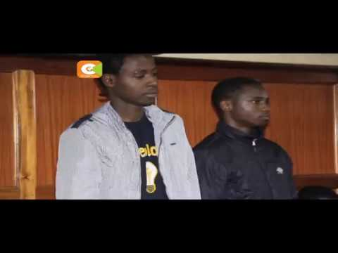 Two of Marimba Sacco crew charged with murder