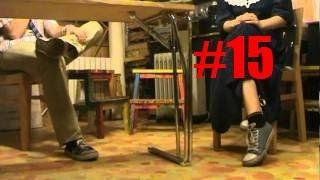 Менталистика: Жесты ног. Часть 3 #15