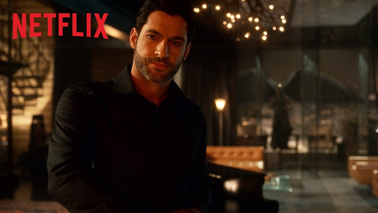 Lucifer Temporada 4 Tráiler Oficial Netflix Youtube