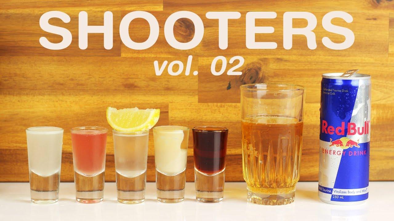 BEST SHOT RECIPES vol 2 - Drinking for 125k!!