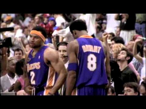 Lakers Historical 2001 Playoffs