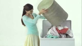 Cambia, crea y disfruta con la lavadora LG turbo Drum