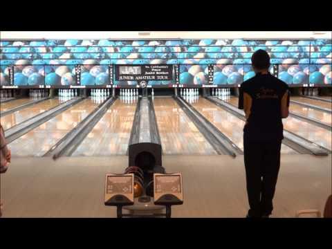 Tyler Salverda vs Oscar Chan Championship Match JAT Opening Day