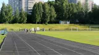 Чемпионат Кировской области по легкой атлетике