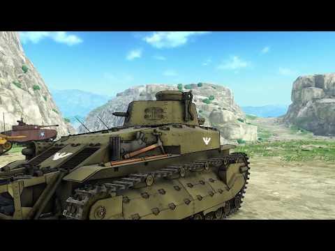 Oarai: Domination Battle