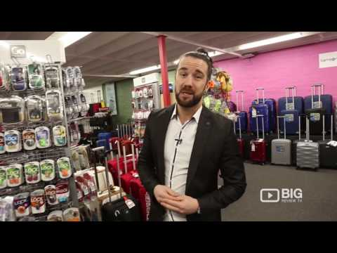Sweeney Luggage a Retail Stores in Melbourne selling Baggage and Carry On