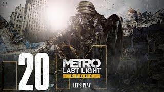 Metro: Last Light Redux - Difícil - Let's Play - Cuarentena #20