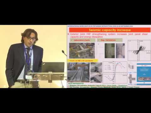 M. DI LUDOVICO, Frp Seismic Upgrade Of Existing Rc Structures: