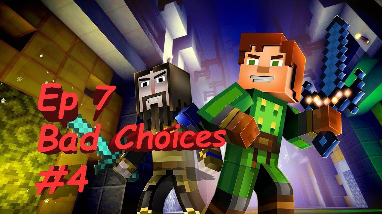 Скачать Minecraft story mode Episode бесплатно через торрент