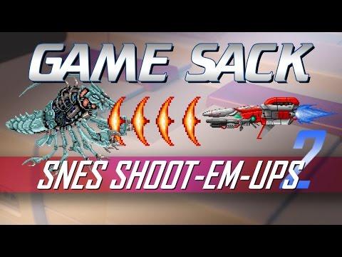 SNES Shoot 'em Ups 2 - Game Sack