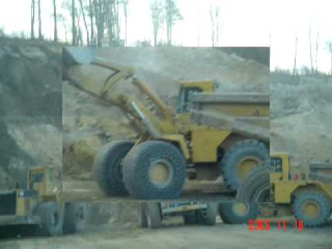 Strip Mining JobThat I Used To Work At In Hazard ,Kentucky