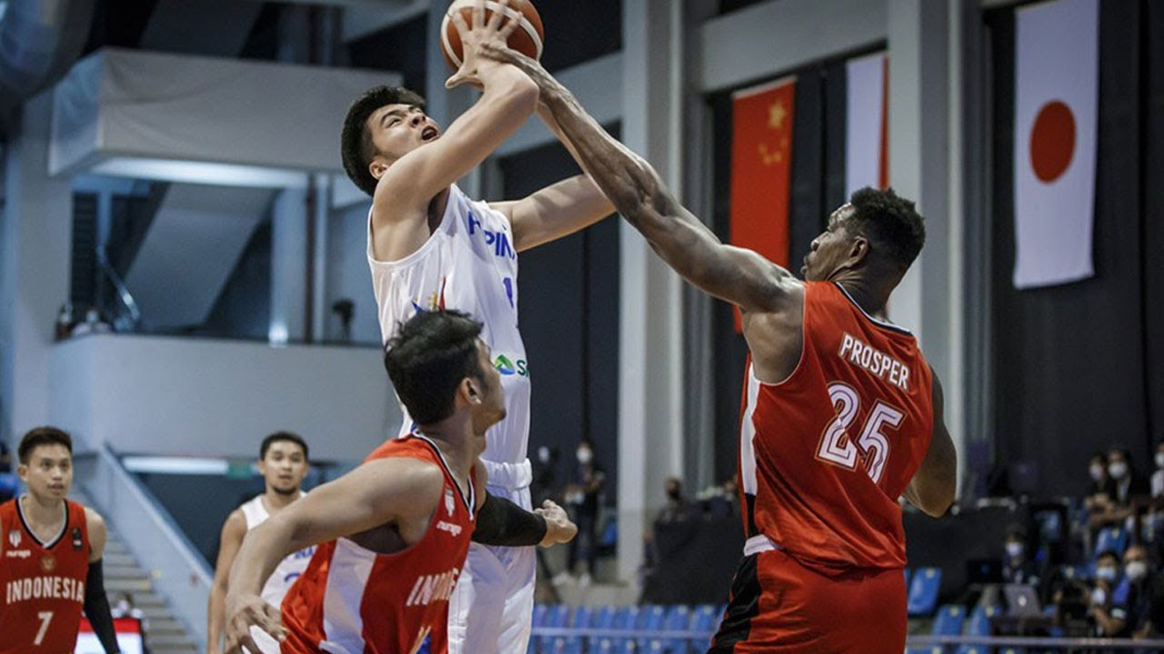 Download Highlights: Philippines vs Indonesia | FIBA Asia Cup 2021 Qualifiers