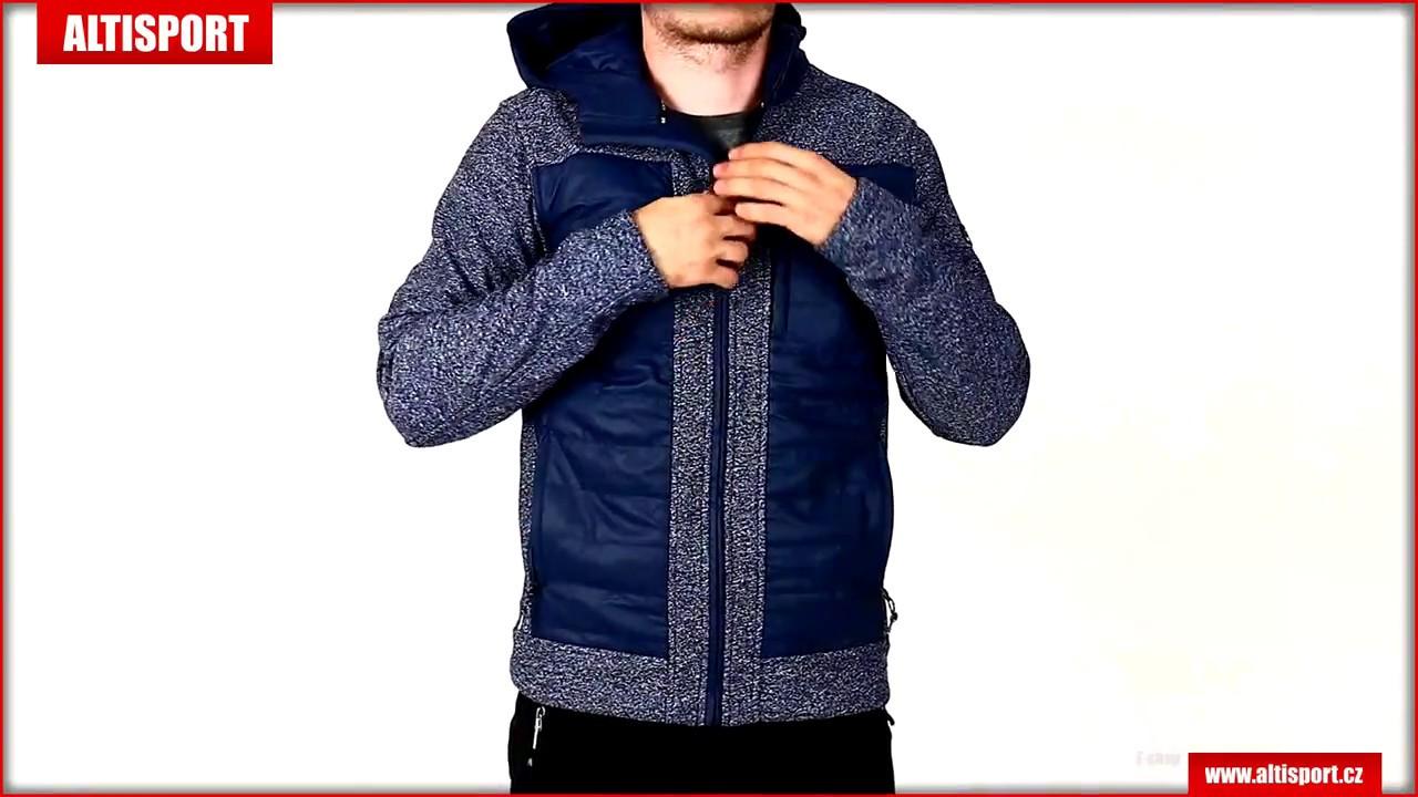 pánská softshellová bunda alpine pro nisif 2 mjcm282 tmavě modrá ... 2c3f2f15c1