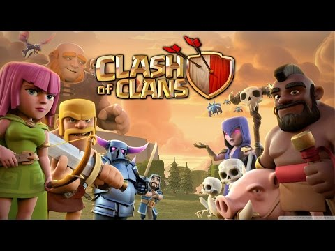 Clash Of Clans | Season 1 | Part 20 | Town Hall 7!
