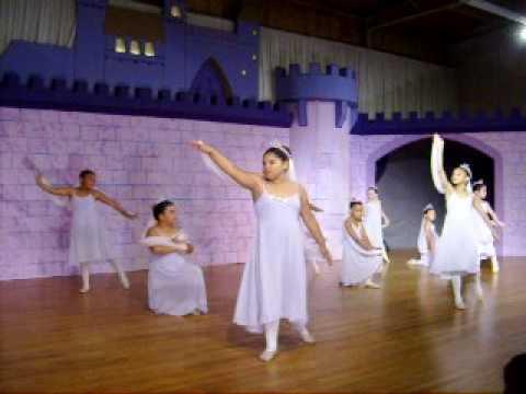 A Whole New World - Dance Recital