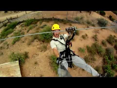 PREDATOR Zip Line (GoPro)