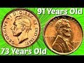 WOW! TONS OF OLD COINS FOUND IN THIS $25 BOX OF PENNIES! COIN ROLL HUNTING PENNIES | COIN QUEST