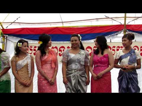 Khmer New Year Musical 2015 with Khemarak Samaki Dance Group