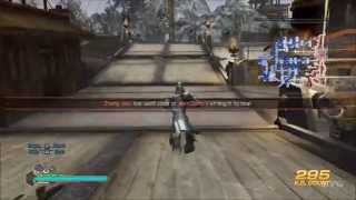 Dynasty Warriors 8 Empires Gameplay (PC HD)