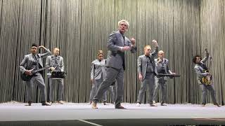 David Byrne • American Utopia World Tour • front row • I Dance Like This