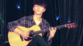 Download Lagu (Payung Teduh) Akad - Sungha Jung (live) Mp3