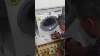 Çamaşır makinesi ses yapma sorunu ve çözümü