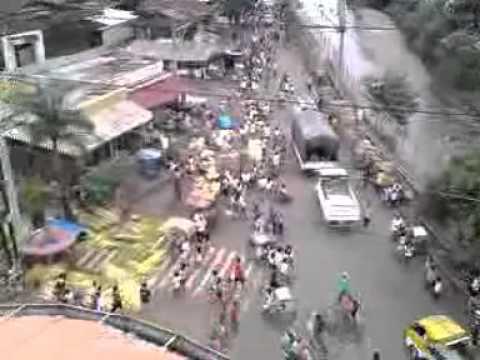 Tsunami Panic @ Pasil Cebu City