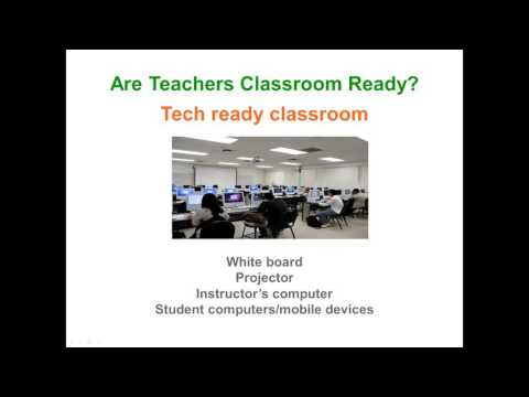 WEBINAR: 7 Technologies that are Changing Classroom Education