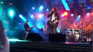Soundgarden - Rowing (Jimmy Kimmel Live)