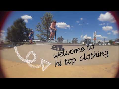 Billy carr welcome to hi top clothing