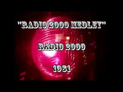 Radio 2000 - Radio 2000 1981 Surf Disco
