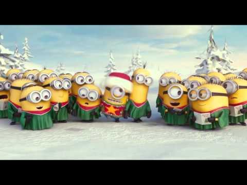 Миньоны (2015) Видеоклип новый HD 1080p
