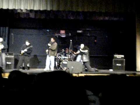 Smooth Criminal at school talent show