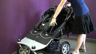 Valco TriMode Double Stroller Ex