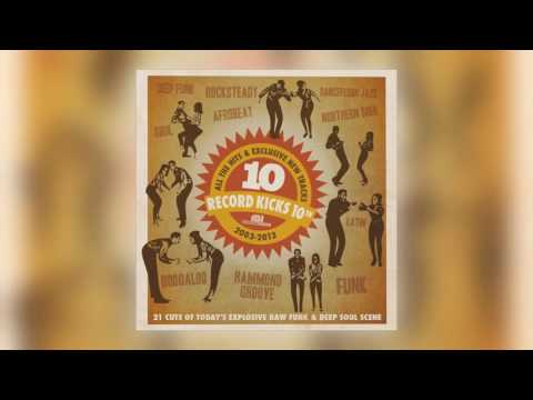 14 Milano Jazz-Dance Combo - Much More (feat. Colonel Red) [Record Kicks]