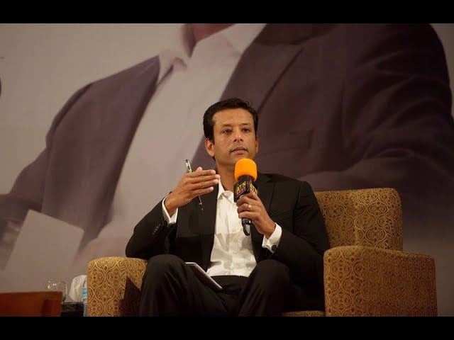 Let's Talk Episode 18 with Sajeeb Wazed