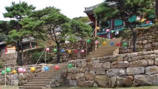 Mihwangsa - Korean Buddhist Temple