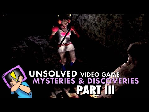 10 Strangest Unsolved Video Game Discoveries - Part III