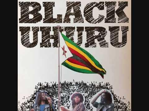 Black Uhuru - Black Uhuru - 1980 (Full)