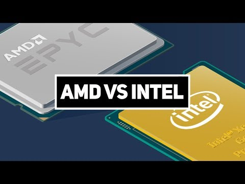 INTEL БОИТСЯ AMD