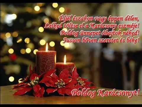 karácsonyi képek zenével KARÁCSONYI VIDEÓÜDVÖZLET   zenével, röviden.   YouTube karácsonyi képek zenével