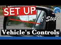 8 Steps to Set Up Vehicle to Pass Road Test First Time