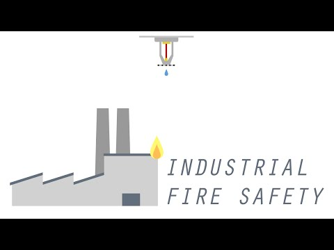 8 Best Practices for Industrial Fire Safety