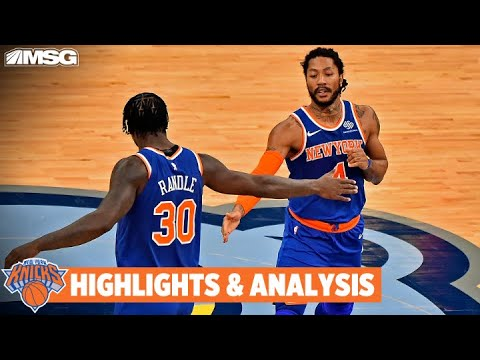 New York Knicks: How Derrick Rose has become the Sixth Man of ...