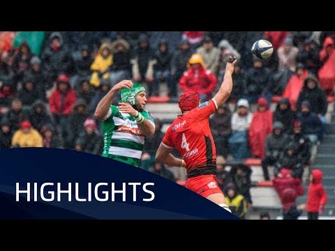 RC Toulon v Benetton Rugby (P5) - Highlights – 14.01.2018