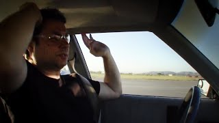 Hands-Free Driving - Top Gear USA - Series 2