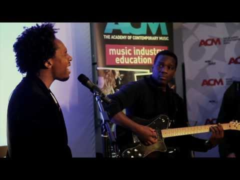 'Justice' Live with Lemar - ACM Masterclass