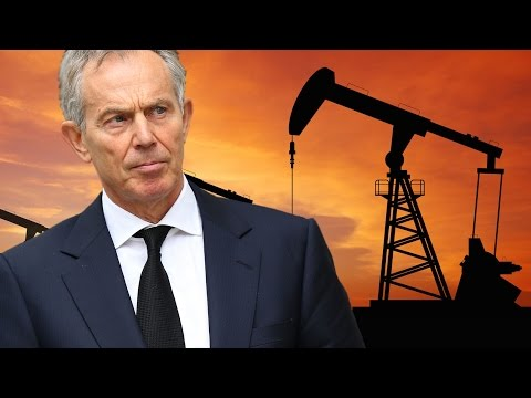 Tony Blair's Secret Oil Contract with Saudis Revealed