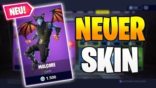 NEW SKIN Malcore 👾🤣 Fortnite Shop Today 27.1 | Item Shop 27 January 🛒