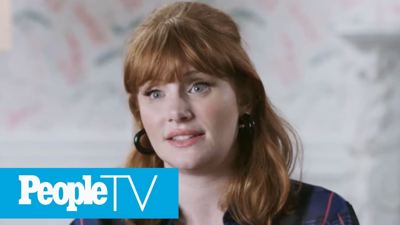 Why Bryce Dallas Howard's Family Didn't Want To Be Part Of 'Dads' | PeopleTV